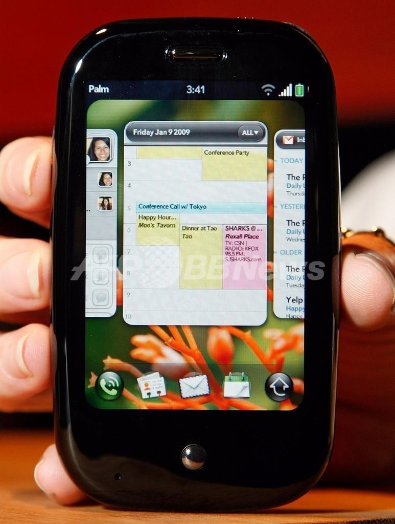 新型スマートフォン「Palm Pre」、6月6日から全米で発売