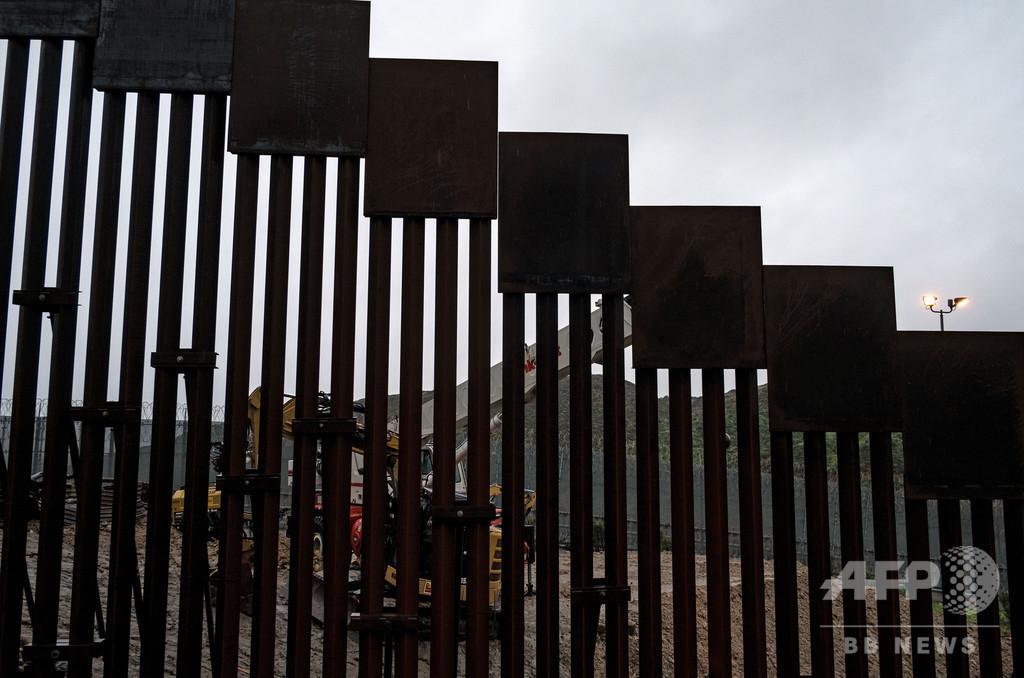 米当局、移民「キャラバン」取材記者のデータベースをひそかに作成