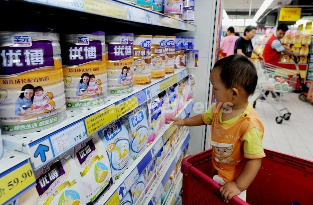 中国の有毒粉ミルク問題、補償求めた親に「公序かく乱」で禁固2年半