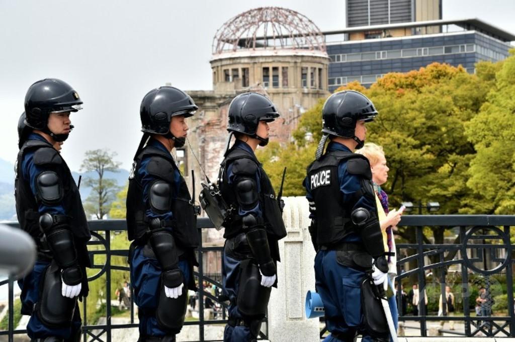 米国務長官が初の広島訪問、G7外相会合開幕