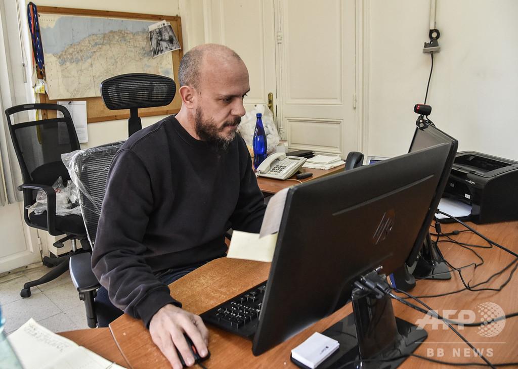 アルジェリア、AFP通信支局長を国外退去に 記者証更新せず
