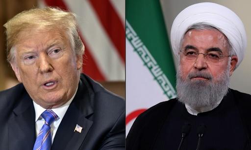 イラン大統領、トランプ氏との会談予定なし 外務省報道官