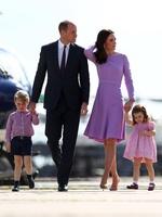 訪独のウィリアム英王子一家、エアバス・ヘリコプターズを訪問