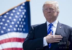 トランプ米大統領、IS戦闘員「根絶やし」作戦指示 国防長官発表