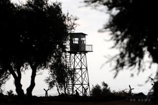シリア国境のトルコ学校付近に迫撃砲、1人死亡