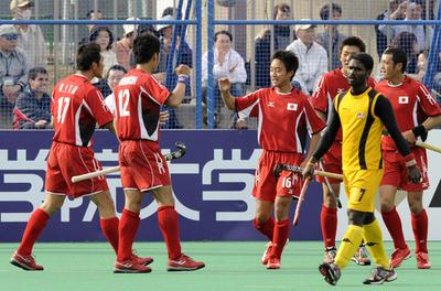 ホッケー日本代表 マレーシアと引き分けてリーグ戦2位で決勝進出