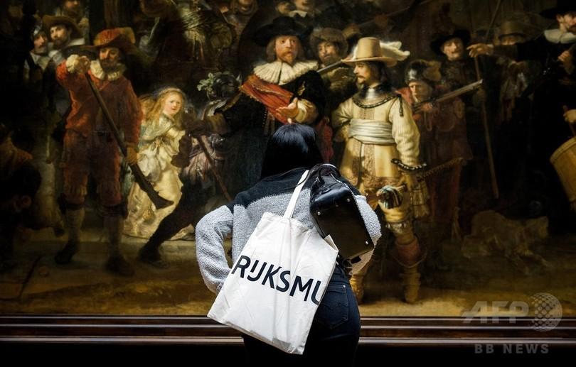 オランダ政府、生徒らにレンブラント鑑賞と国会訪問の義務付け検討