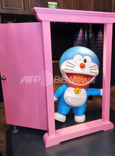 ドラえもん、どこでもドアで台湾へ?特別展開催へ