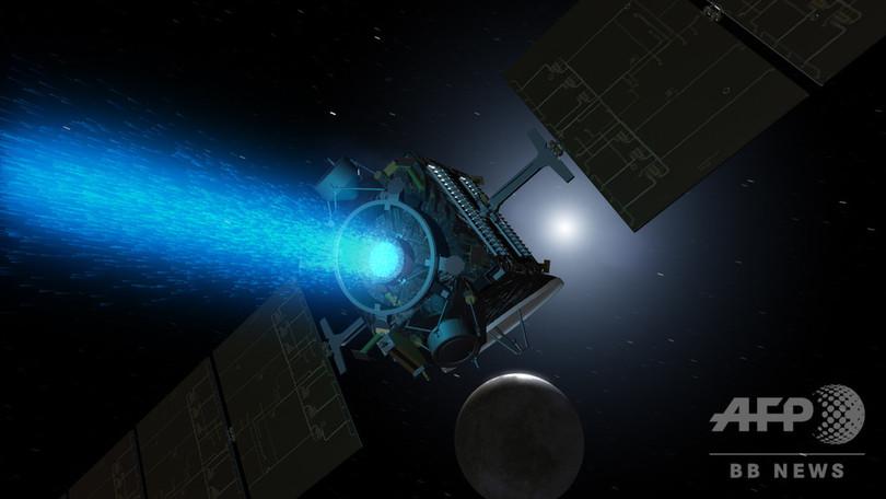 NASAの小惑星探査機「ドーン」、...