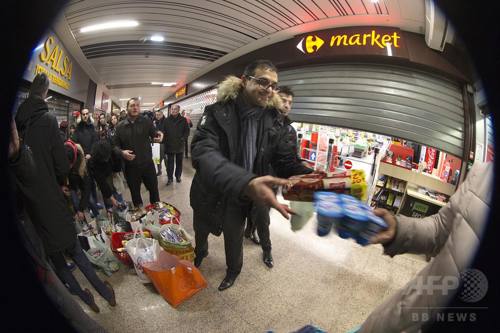 仏スーパー食品廃棄禁止法、署名運動は次に欧州へ