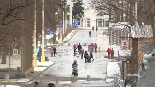 動画:今年1月は観測史上最も暖かい1月、世界各地で平均気温超え