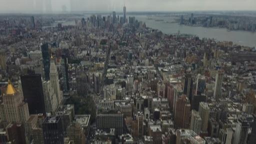 動画:米NYエンパイアステートビル、絶景パノラマ展望台をオープン