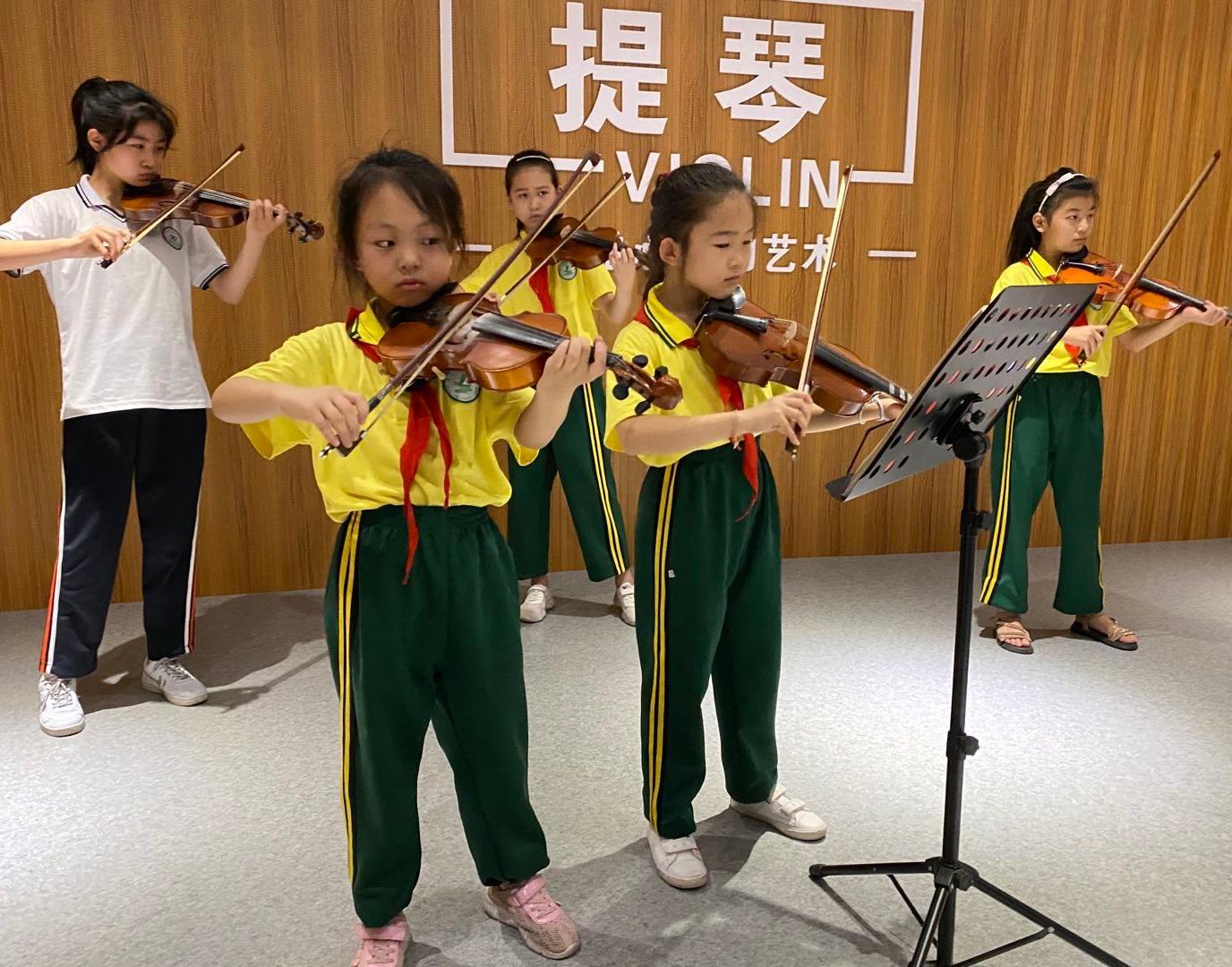 バイオリン生産で暮らしを豊かに 河南省