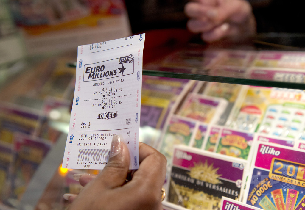 宝くじで98億円当せんの仏男性、失効間近に気付き換金