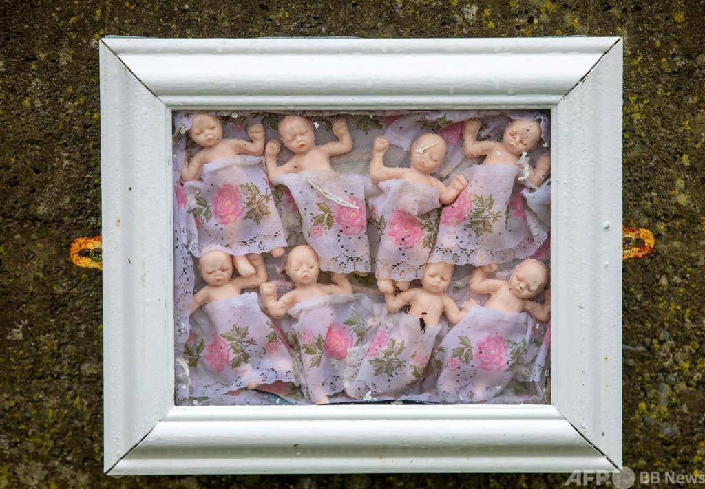 アイルランド母子施設で子ども9000人死亡、国が公式謝罪