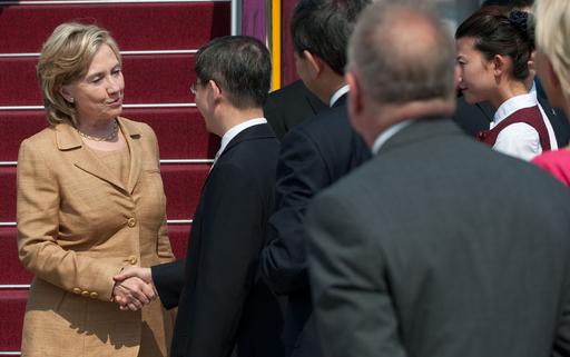 米中対話開幕、哨戒艦問題で対応協議