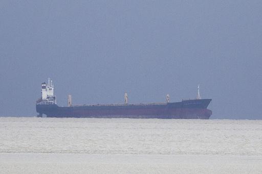 ミャンマー領海で見つかった「幽霊船」、正体判明