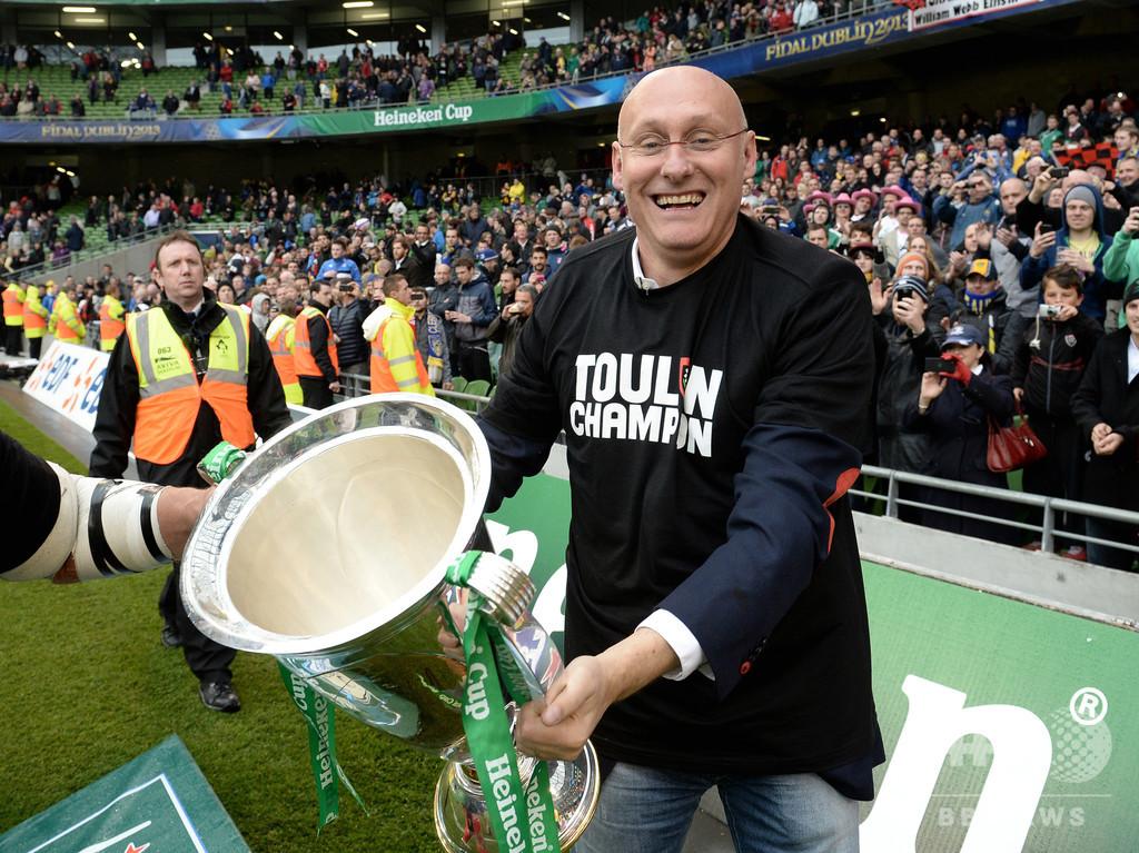 欧州カップに代わりクラブW杯を 仏ラグビー連盟会長が提案