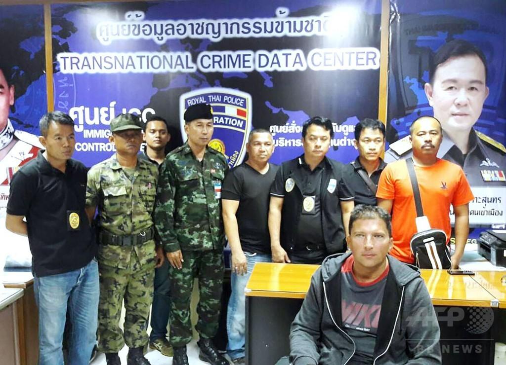 意図的にHIVに感染させたチェコ人、タイで身柄拘束