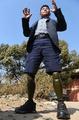 両足義足の登山家、エベレストの夢砕く新法に反対 ネパール