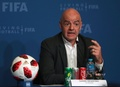 22年W杯の出場枠48か国への拡大、FIFA会長「大多数が支持」
