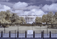 【写真特集】赤外線カメラで撮影した米首都ワシントン