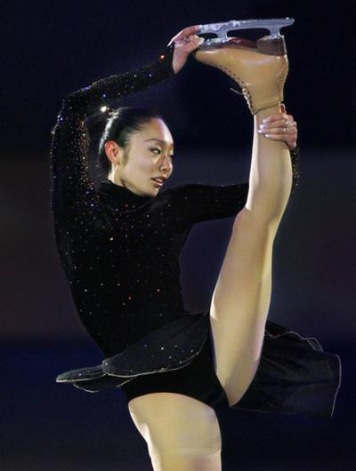 NHK杯のエキシビジョンに安藤が登場
