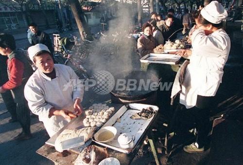 北京で段ボールを具材に使った偽装肉まん見つかる
