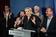 ルペン氏、仏下院選で初当選 一方で党勢は弱体化