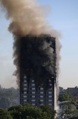 英火災 類似の外装材使用の高層建築物、イングランドに600棟存在か