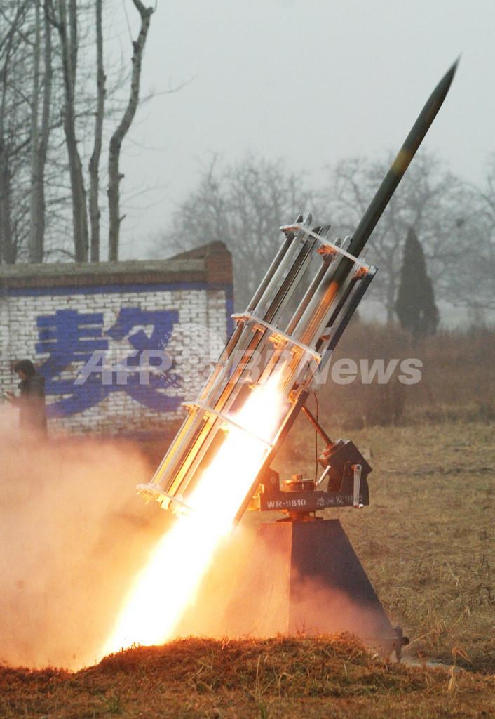 中国干ばつ対策、砲弾数千発で人工降雨作戦 写真3枚 国際ニュース ...