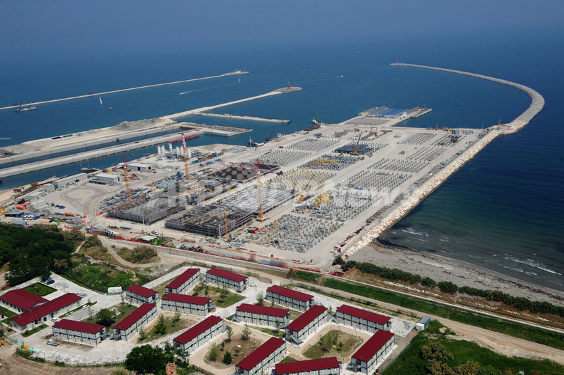 「沈まないベネチア」、可動式堤防モーゼ・プロジェクト