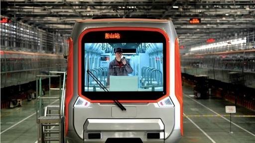 AI地下鉄車両が無人運転テストに合格、停止位置の誤差は2cm 中国