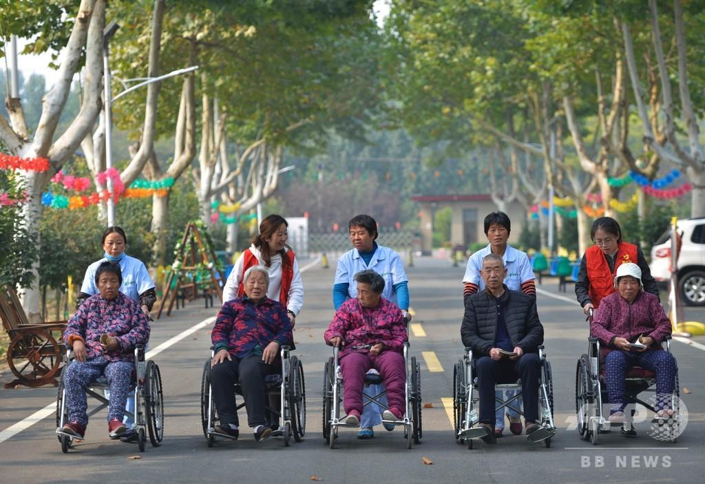 中国の人口が減少する時、何が起こる? 高齢化で「苦難の時代」に直面か