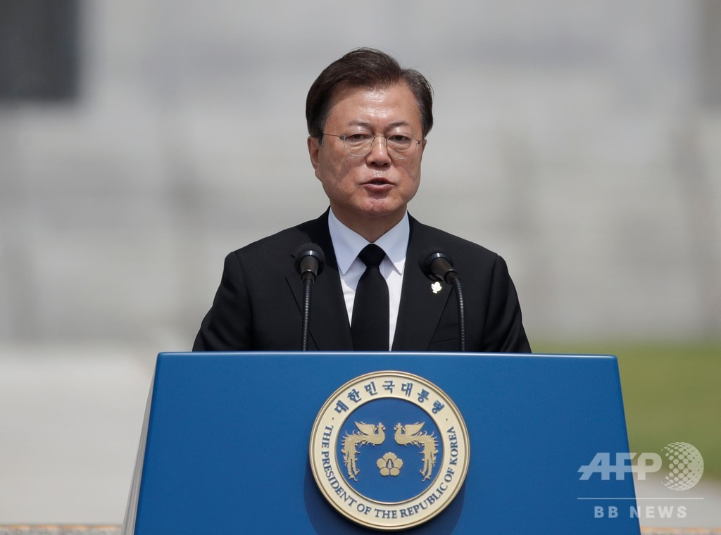 HRWが韓国非難「北の脅しに平身低頭」、ビラ飛ばす脱北者団体の刑事告発で