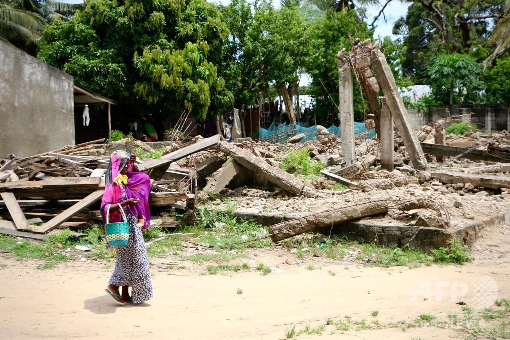 モザンビーク北部でイスラム過激派がカリフ制国家樹立の目標を宣言