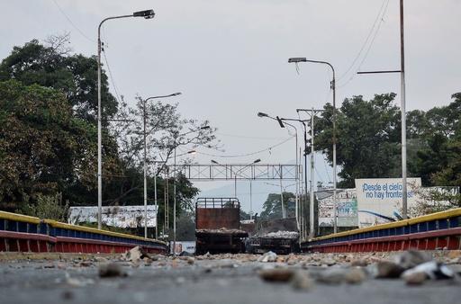 対ベネズエラ決議案にロ中が拒否権行使 国連安保理