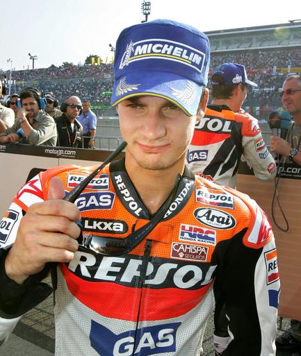 ペドロサ 日本GPでポールポジションを獲得