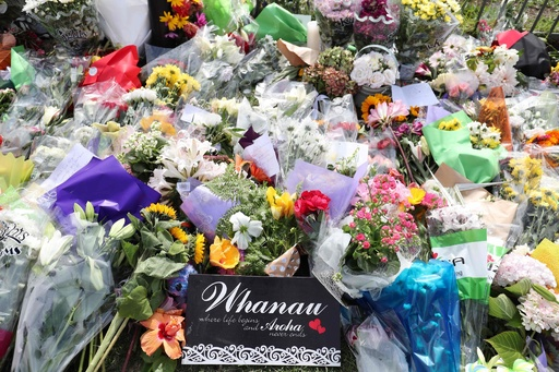 NZモスク銃乱射事件、容疑者が首相らに「マニフェスト」送付