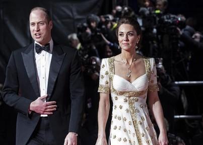 【写真特集】英国のウィリアム王子とキャサリン妃