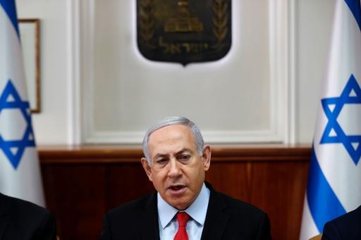 ネタニヤフ首相を汚職で起訴 イスラエル検察