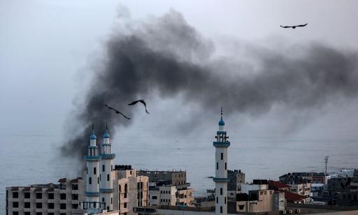 パレスチナ側死者26人に イスラエル軍との衝突続く