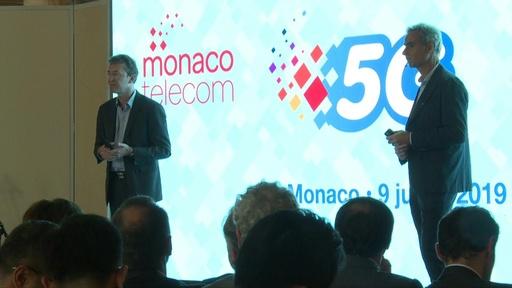 動画:モナコ全土でファーウェイの5Gネットワーク開設、欧州初