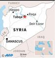 米軍機、アサド政権軍機を撃墜 クルド人部隊への爆撃に反撃