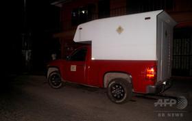 メキシコで放射性物質盗難、内務省が警戒呼び掛け