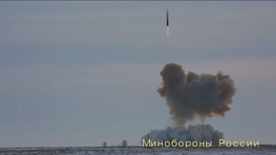 動画:ロシアの極超音速新兵器「アバンガルド」、速度はマッハ27 従来発表上回る