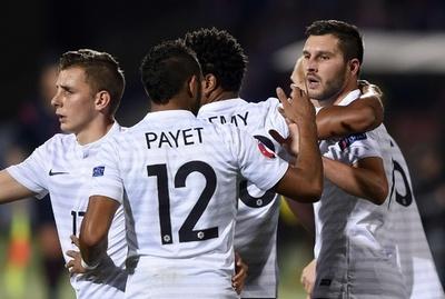 ジニャックけん引のフランスがアルメニアに快勝、国際親善試合