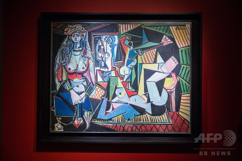 美術品オークション、過去の高値上位10作品