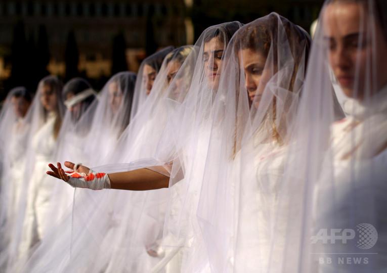 レイプ被害者と結婚すれば加害者を免罪、レバノンで法律撤廃