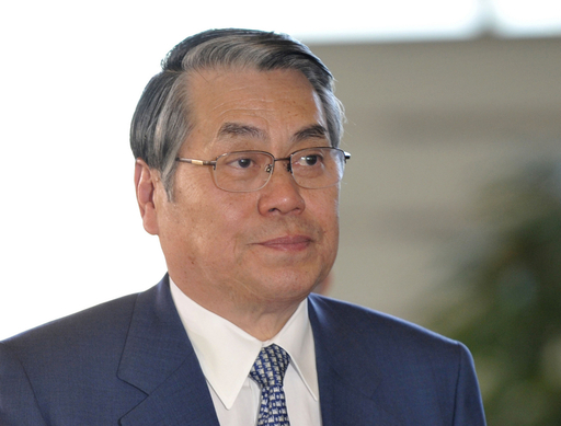 野田改造内閣が発足、副総理に岡田氏